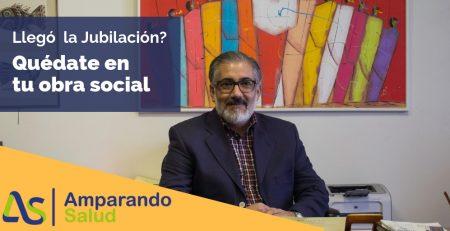 cómo conservar la obra social al jubilarse