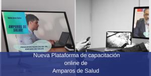capacitación online en Amparos de salud